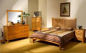 Oak Bedroom Furniture Sets With The Original Texture Home Design - Oak bedroom ideas