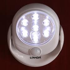 battery operated porch lights powered light motion sensor 14 wall