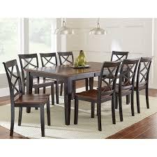 steve silver rani 9 piece dining table set hayneedle
