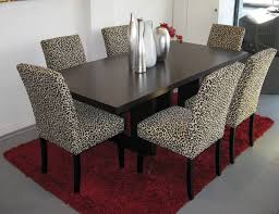 Leather Dining Room Chairs Design Ideas Leather Dining Room Chairs Trellischicago