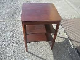 Mersman End Table Vintage Mersman 7481 3 Tier Table End Table Stand Ebay