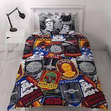 Star Wars Duvet Cover Double Disney Boys U0027 Bedding Sets U0026 Duvet Covers For Children Ebay