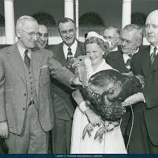 white house history on pardoning thanksgiving turkeys
