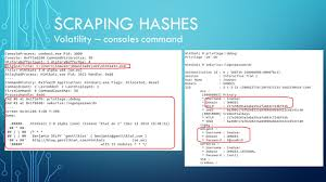 Ssp Flags Forensic Artifacts From A Pass The Hash Pth Attack Ppt Download