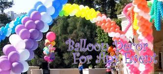 Balloon Decor Ideas Birthdays Balloon Celebrations Is Tops In Balloons In Toronto Balloon
