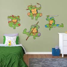 teenage mutant ninja turtles collection wall decal shop fathead