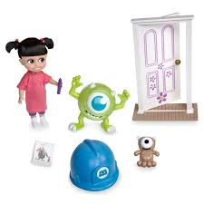 disney animators u0027 collection boo mini doll play monsters