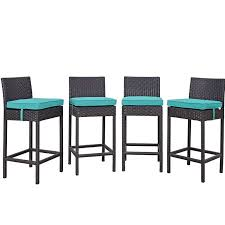 Patio Dining Chairs With Cushions Latitude Run Ryele Patio Dining Chair With Cushion Reviews Wayfair