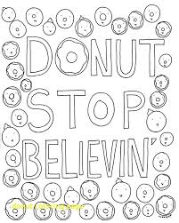 Donut Coloring Page With Free Coloring Book Page For Grown Ups Coloring Book Page