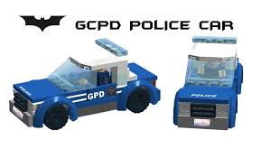 batman car lego lego ideas batman gcpd police car