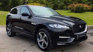jaguar f pace blacked out used jaguar f pace 2 0d r sport 5dr awd diesel estate for sale