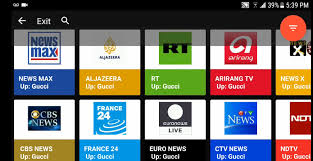 live tv apk exodus live apk app free live tv on all android devices tutorial