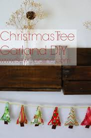 tree garland so sew easy