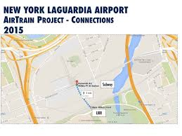Citi Field Map New York Laguardia International Airport Improvement Update