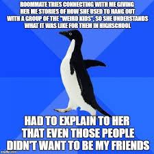 Socially Awkward Penguin Memes - socially awkward penguin meme generator imgflip