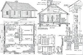 small cabin floorplans residential blueprints log home plans totally free log cabin floor