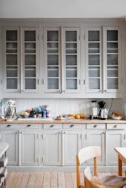 Light Colored Kitchen Cabinets Good Light Grey Kitchen Cabinets 70 For Home Remodel Ideas With