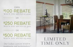 rebate promotion on blinds and shades durango shade company