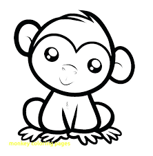 printable coloring pages monkeys monkey animal coloring pages free printable coloring pages animals