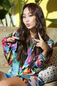 hyorin put on long hair 559 best kpop sistar images on pinterest kpop girls sistar
