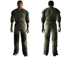 blue mechanic jumpsuit repairman jumpsuit fallout wiki fandom powered by wikia
