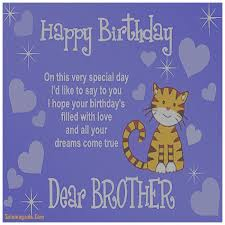 birthday cards new birthday card sayings for brother birthday