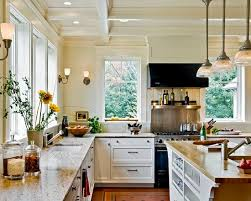 kitchen benjamin moore walls bone white cabinets and trim are