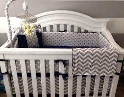 Blue And Yellow Crib Bedding Baby Bed Hamze