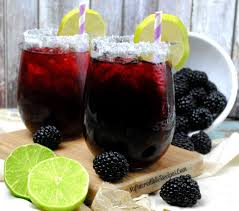 blackberry margaritas i have used this as a punch recipe for