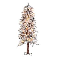 ftighted tree artificial trees the home
