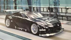 see the lexus lfa gte that never was