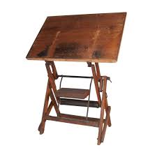 c 1930 vintage french architect u0027s drafting table at 1stdibs