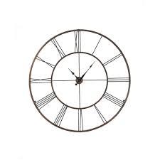 cbk oversized 50 u0027 u0027 roman numeral wall clock walmart com