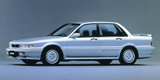mitsubishi galant turbo the mitsubishi galant vr 4 was an evo a decade before the lancer