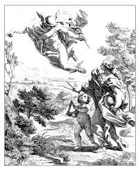 engraving giovan battista allegory of geography 1692 engraving