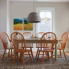 Dining Room Arm Chairs by Windsor Arm Chair By Maine Cottage Where Color Lives
