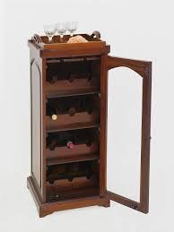 weinregal gusseisen weinregal flaschenregal minibar massivholz mit tablett im