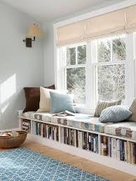 Build A Window Seat - build book storage into a window seat 35 fun funky and u2026