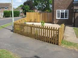 Small Garden Fence Ideas Beautiful Ideas Small Fences Garden Fencing Crafts