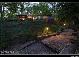 mid century modern homes mid century modern homes for sale in the d c area photos huffpost