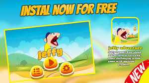Jeffy Puppet by Jeffy Adventure Run Subway Android Apps On Google Play