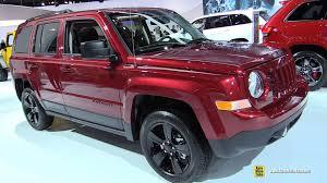 jeep patriot 2015 interior 2015 jeep patriot high altitude fwd exterior and interior