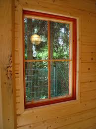 how to build handmade tiny house windows