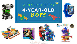 best gifts for a 4 year boy educational hahappy gift