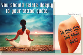 tattoo quoyes inspiring tattoo quotes for girls that are hard to ignore