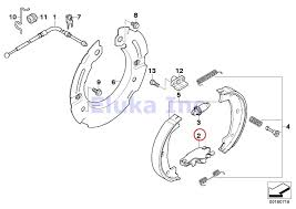 amazon com bmw genuine brake service parking brake actuator