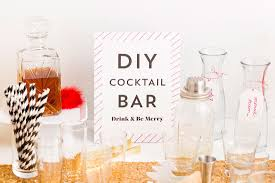how to make u201cnaughty and nice u201d holiday cocktails for your party