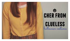 Cher Clueless Halloween Costume Cher Clueless Halloween Costume Tutorial