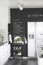ardoise cuisine aménagement et décoration cuisine en 30 idées exquises yahoo