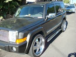 nate504boy 2006 jeep commander specs photos modification info at